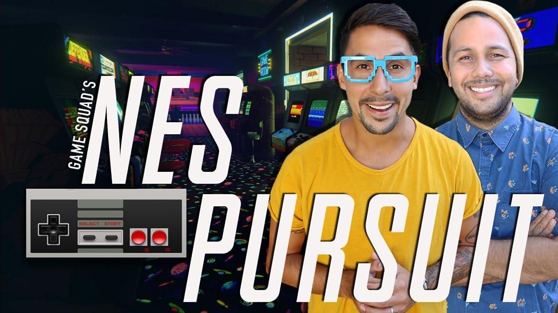 Game Squad's NES Pursuit - Season 1