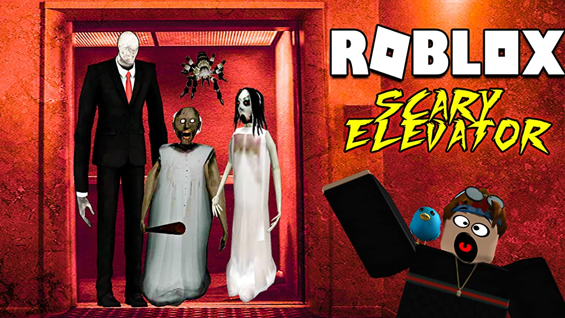 Clip: Roblox Scary Elevator on Amazon Prime Video UK