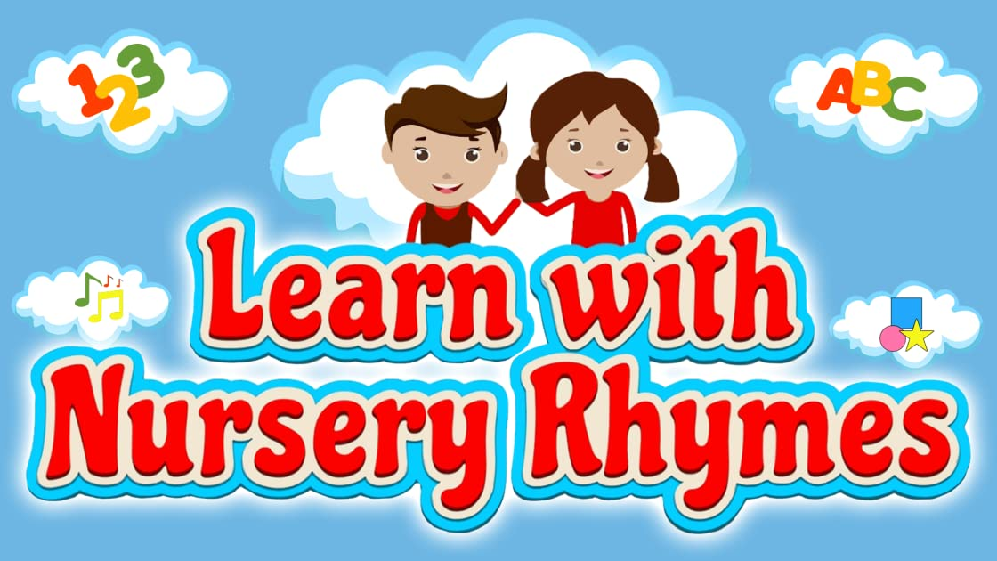 Learn With Nursery Rhymes on Amazon Prime Video UK