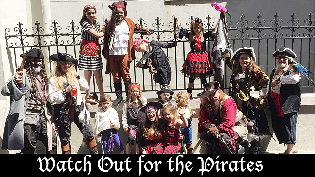 """Watch Out for the Pirates"" - Katy Hobgood Ray & the Confetti Park Players"