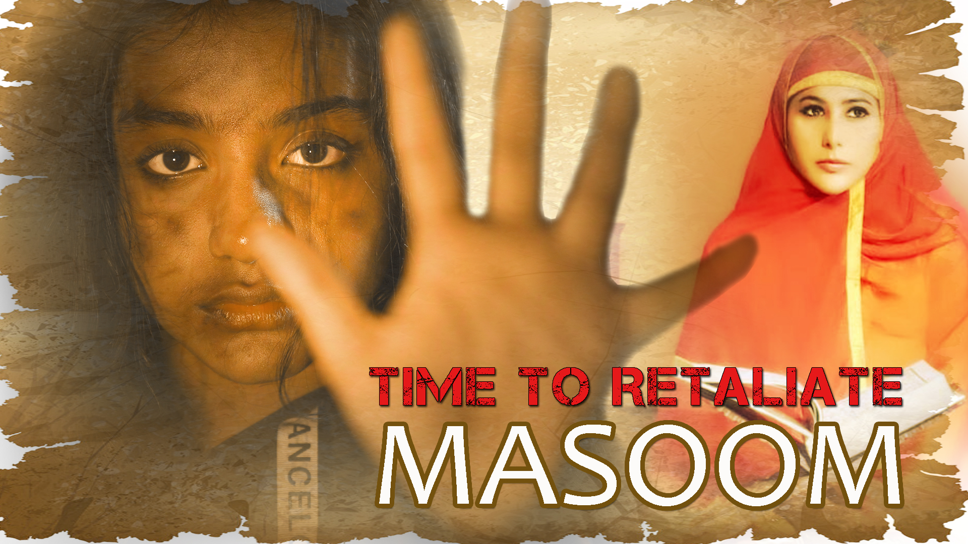 Time To Retaliate: Masoom on Amazon Prime Video UK