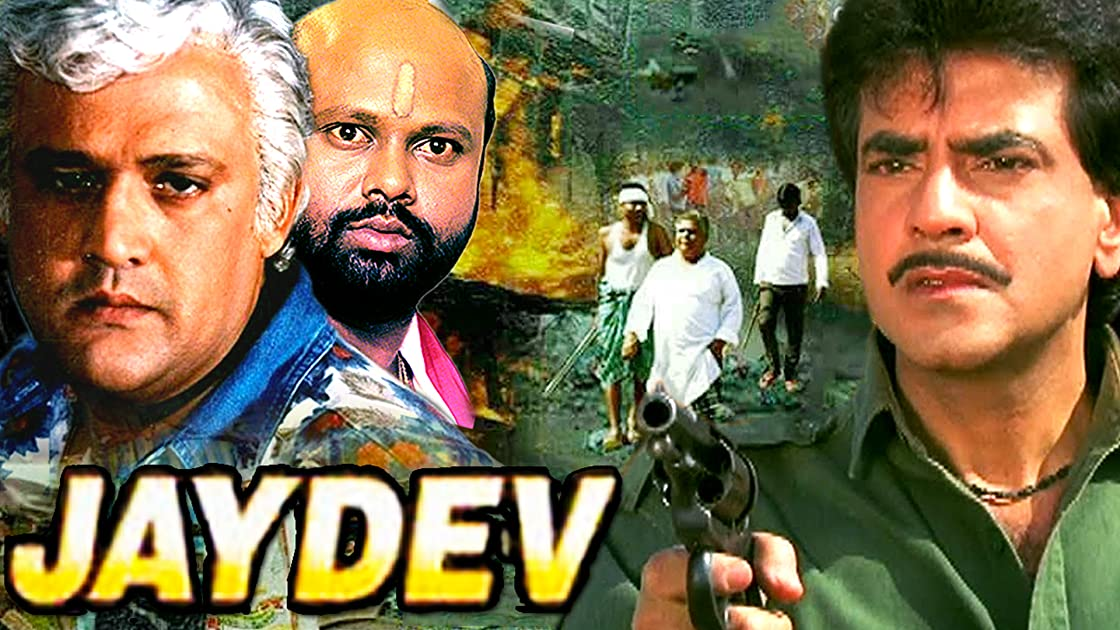 Jaydev on Amazon Prime Video UK