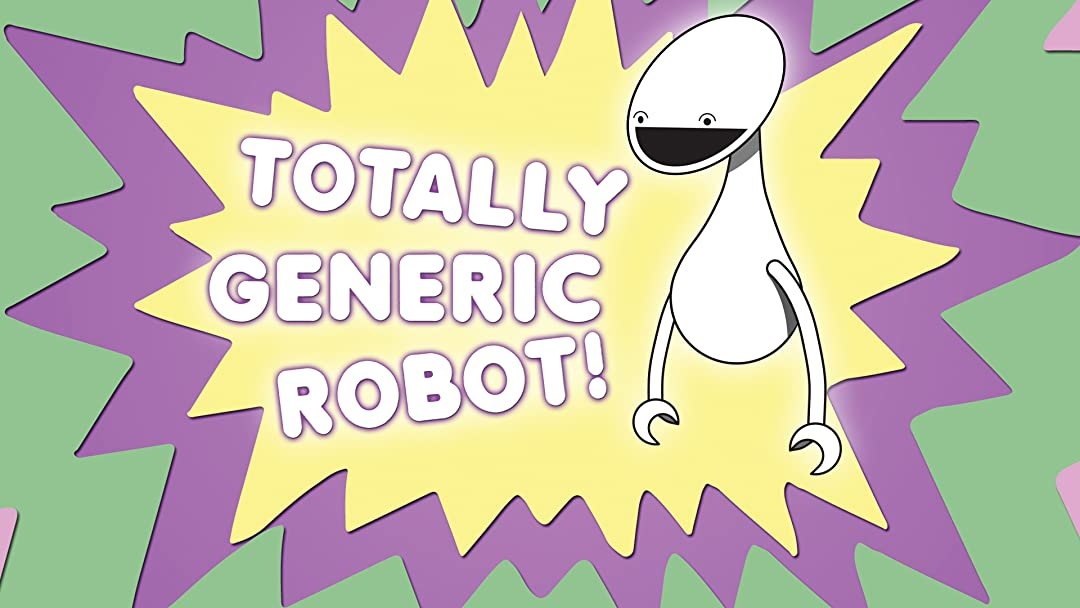Totally Generic Robot!