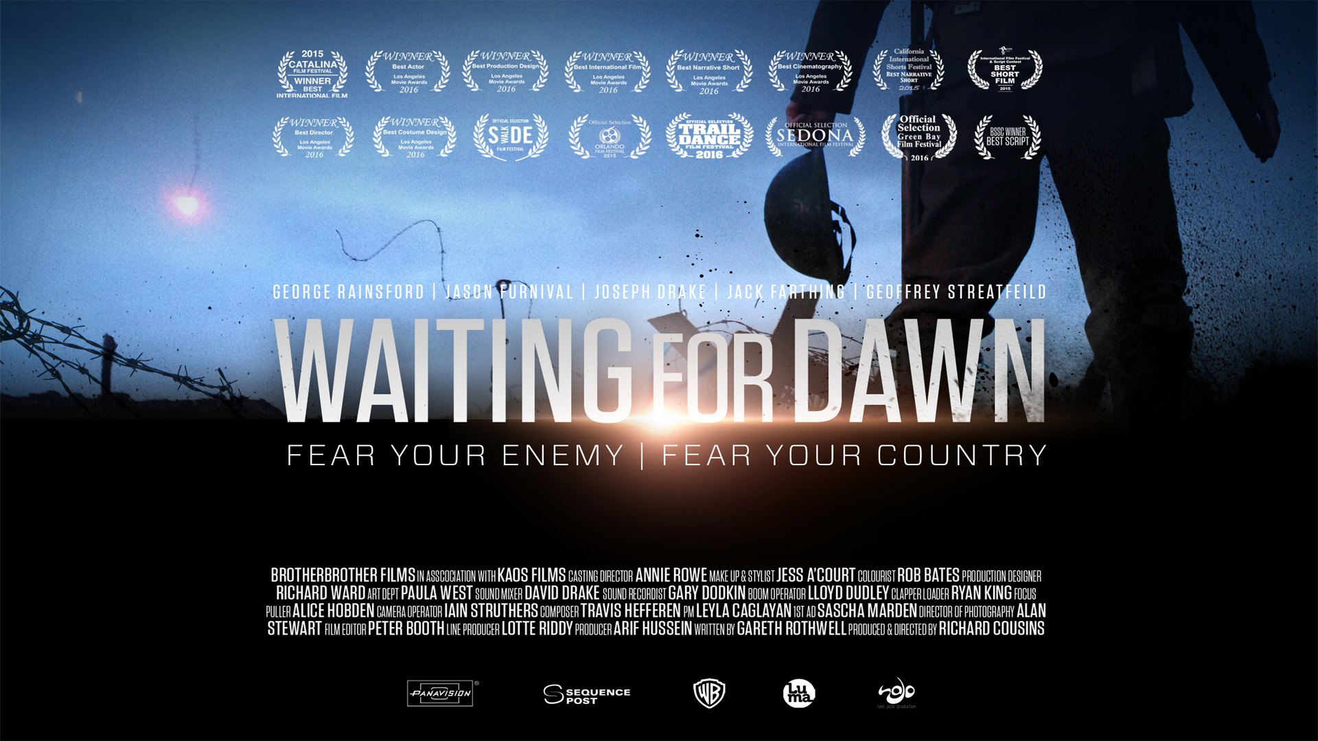 Waiting for Dawn on Amazon Prime Video UK
