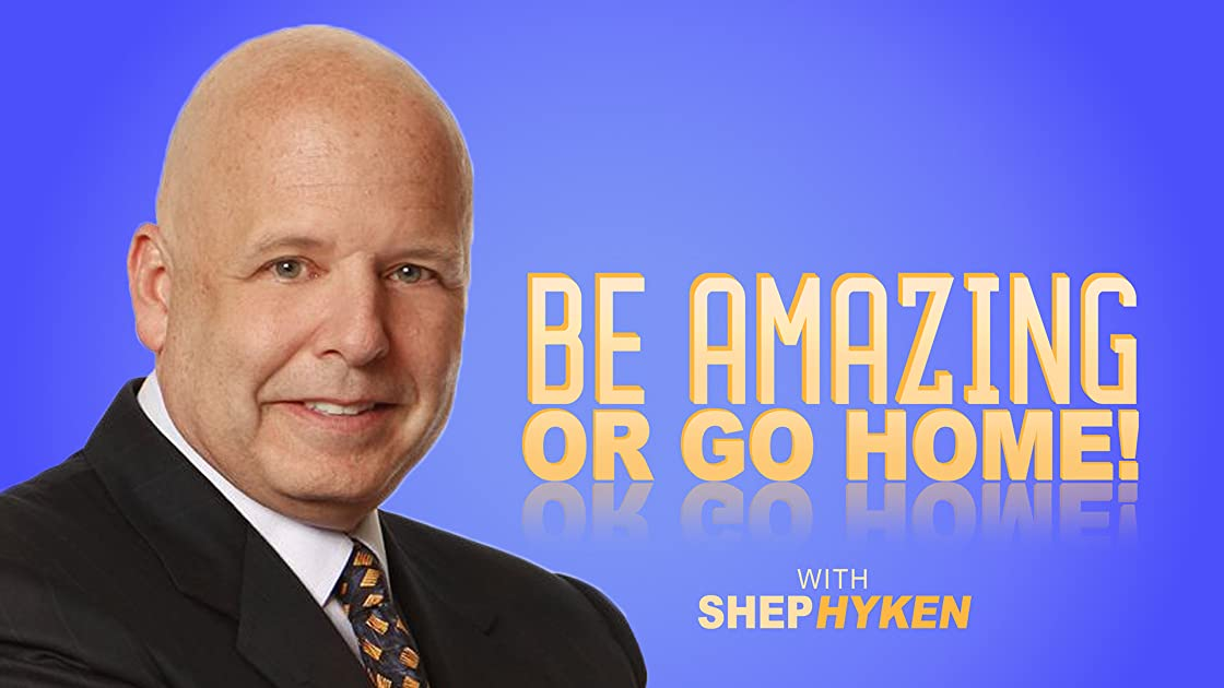 Be Amazing Or Go Home! - Season 1