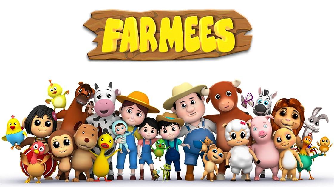 Farmees - Nursery Rhymes and Kids Songs - Season 3