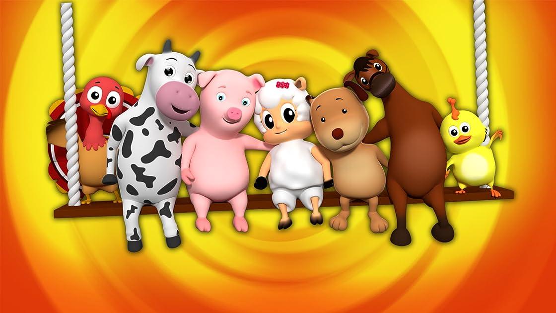 Farmees - Nursery Rhymes and Kids Songs - Season 2