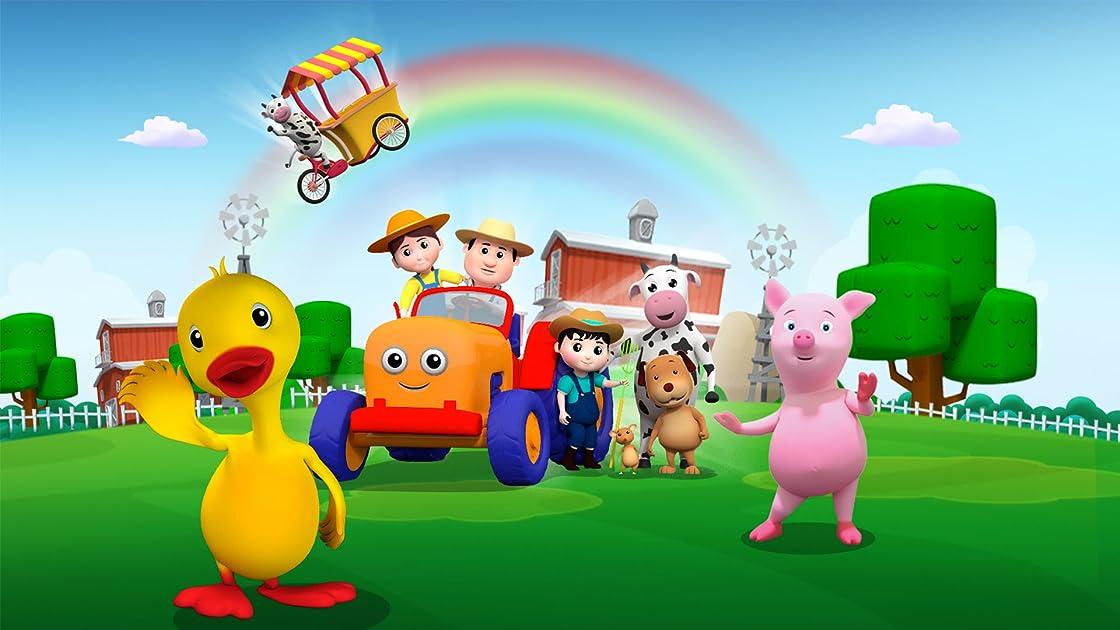 Farmees - Nursery Rhymes and Kids Songs - Season 1