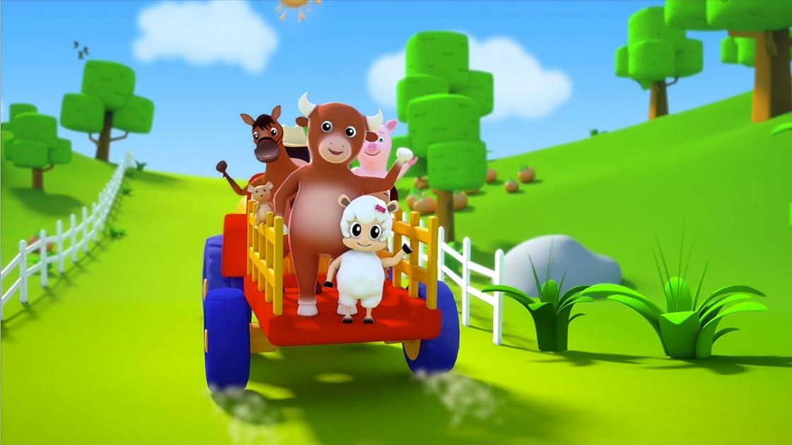 Farmees - Nursery Rhymes and Kids Songs - Season 6