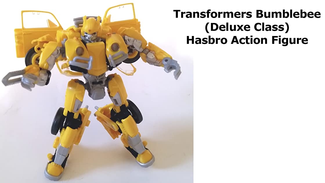 Review: Transformers Bumblebee (Deluxe Class) Hasbro Action Figure on Amazon Prime Video UK