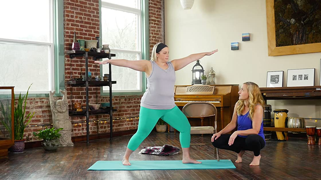 Yoga for People with Cancer