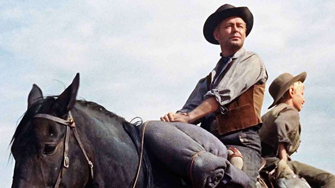 Image result for the proud rebel 1958 Alan Ladd