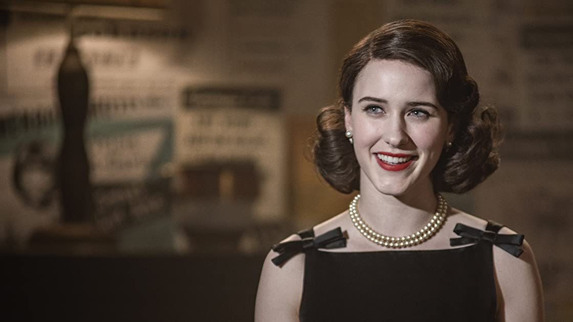 The Marvelous Mrs. Maisel on Amazon Prime Video UK