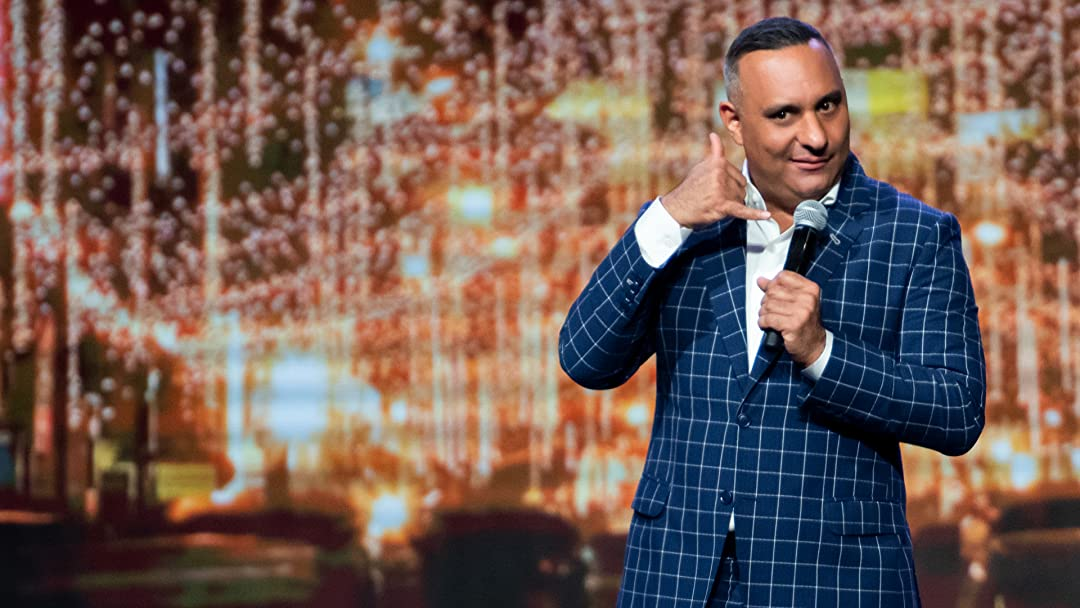 Russell Peters: Deported (4K UHD) on Amazon Prime Video UK
