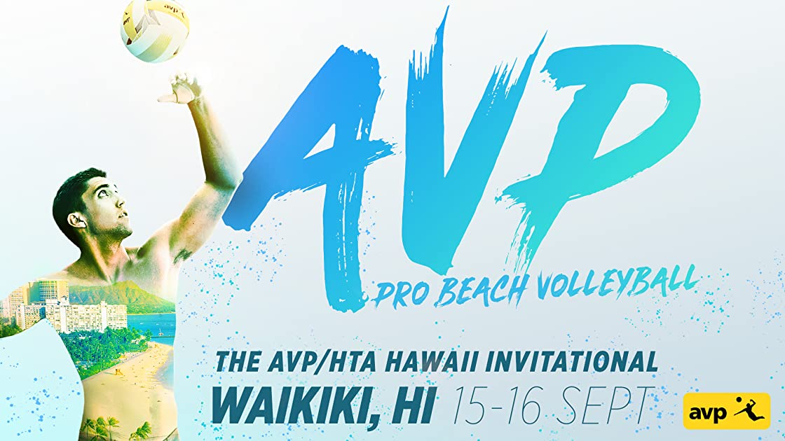 2018 AVP/HTA Hawaii Invitational on Amazon Prime Instant Video UK
