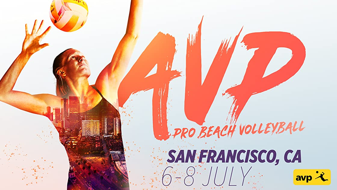 2018 AVP San Francisco Open - Pro Beach Volleyball