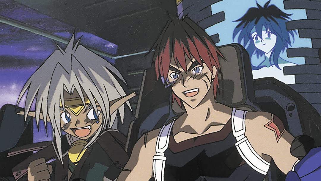 Outlaw Star on Amazon Prime Video UK