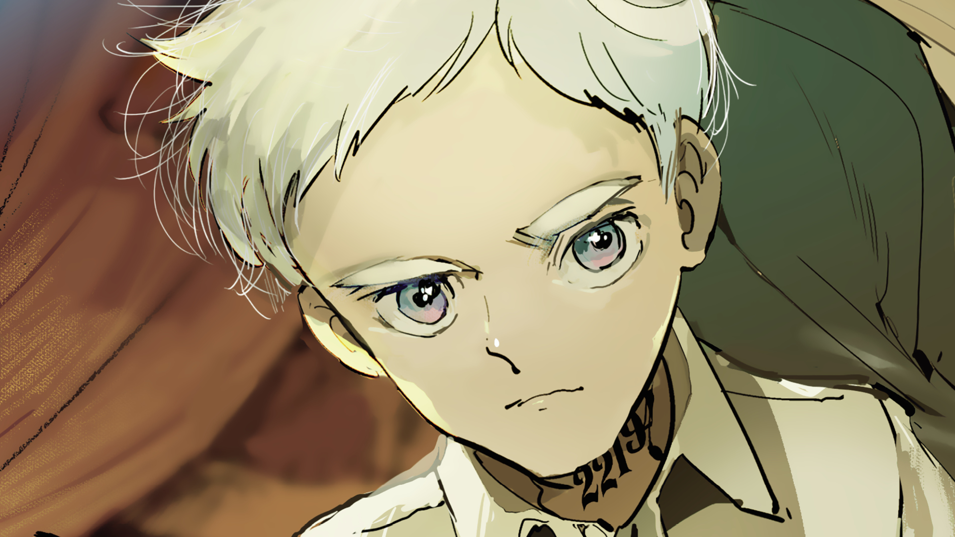 The Promised Neverland on Amazon Prime Video UK