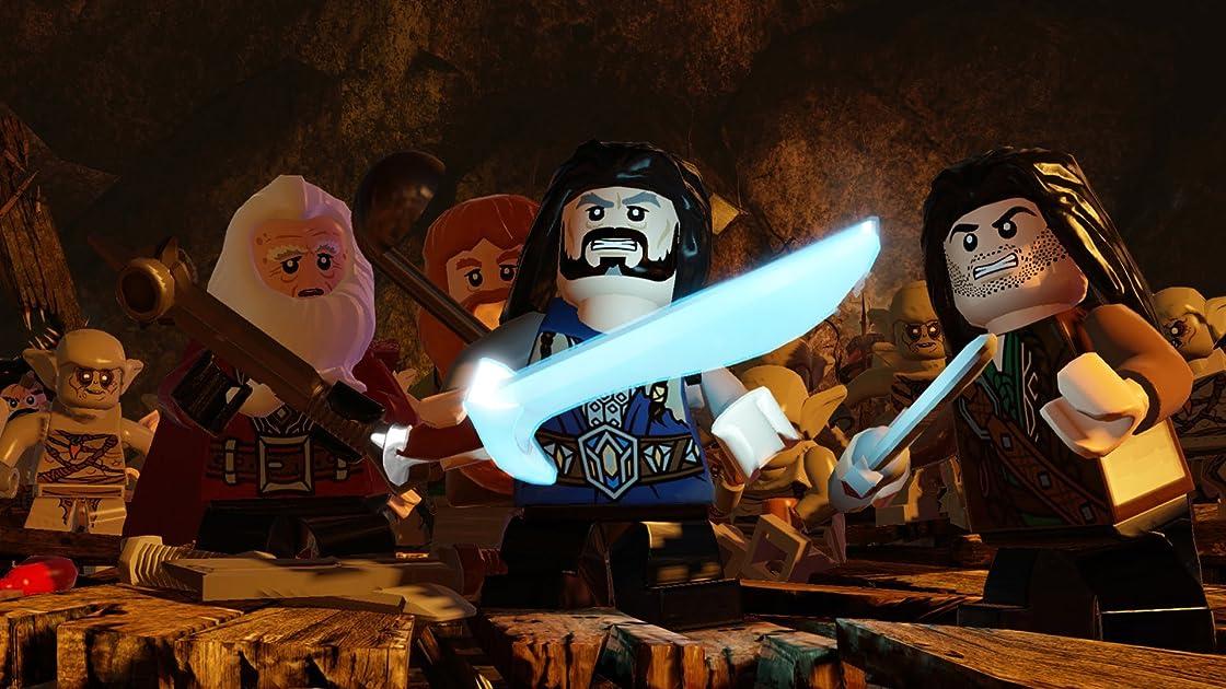 Clip: LEGO Hobbit Video Gameplay - Season 1