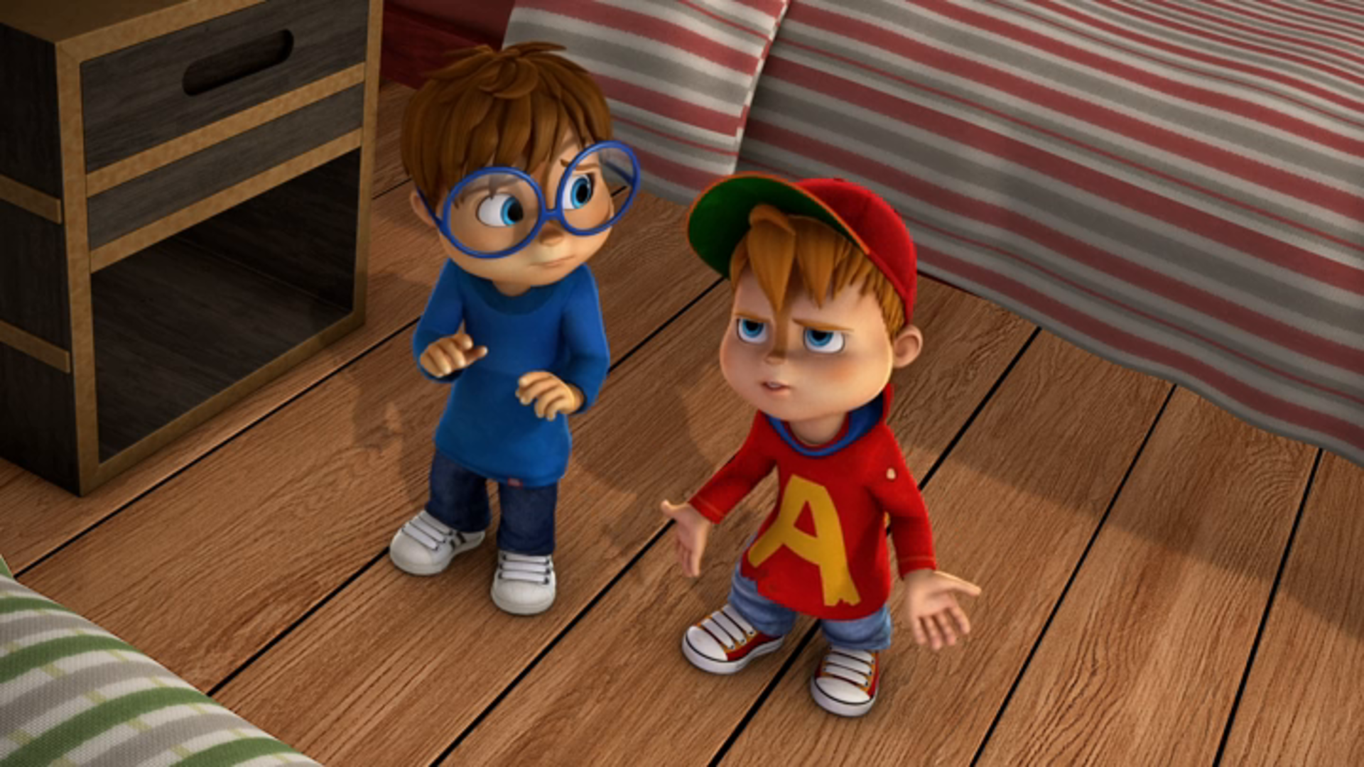 Alvinnn!!! and the Chipmunks - Season 2