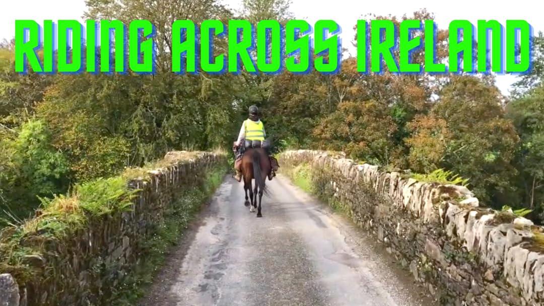 Riding Across Ireland on Amazon Prime Video UK