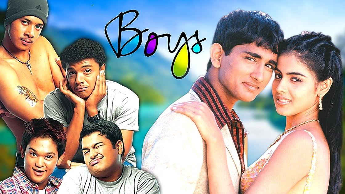 Boys on Amazon Prime Video UK