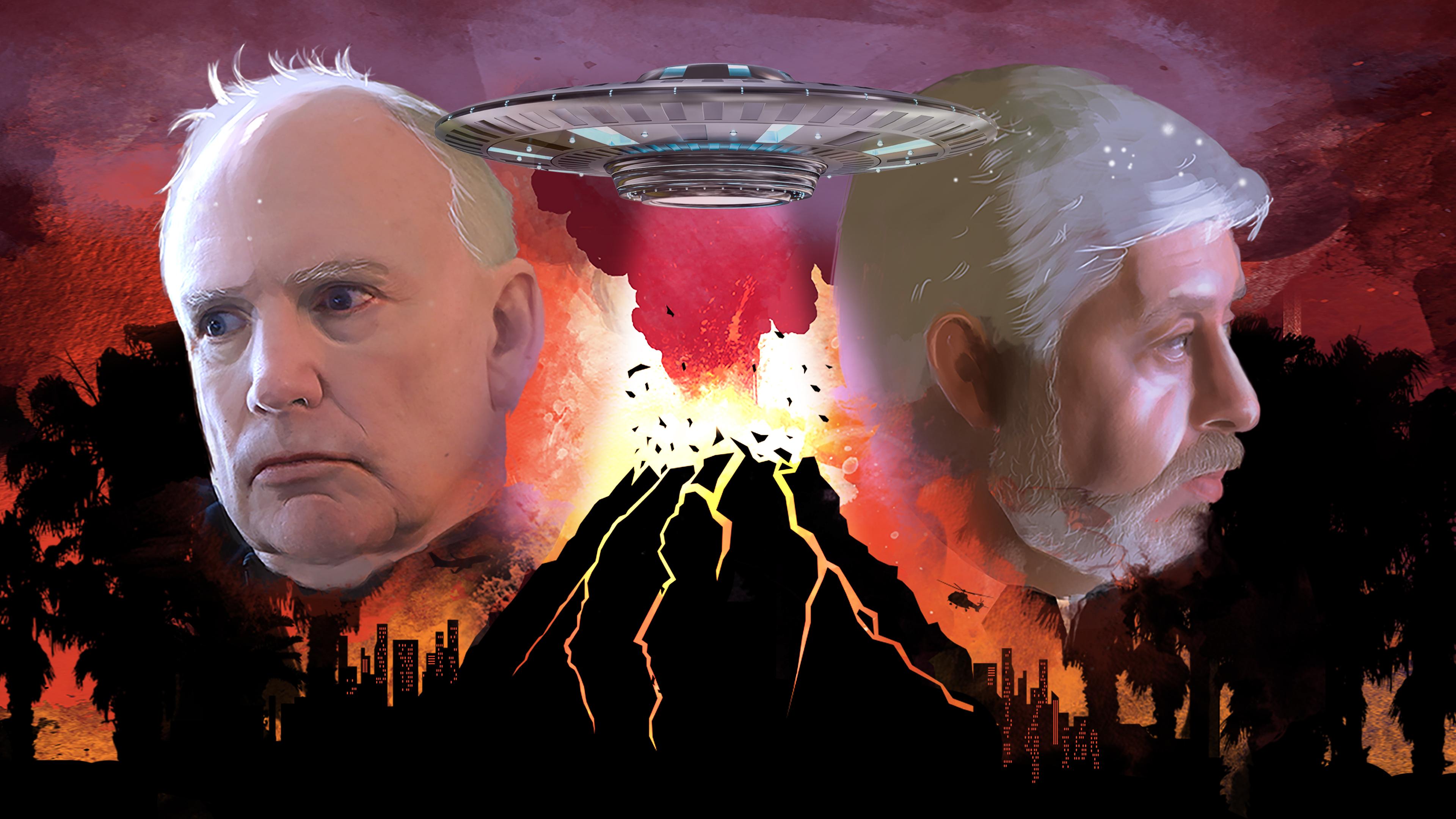 Volcanic UFO Mysteries on Amazon Prime Video UK