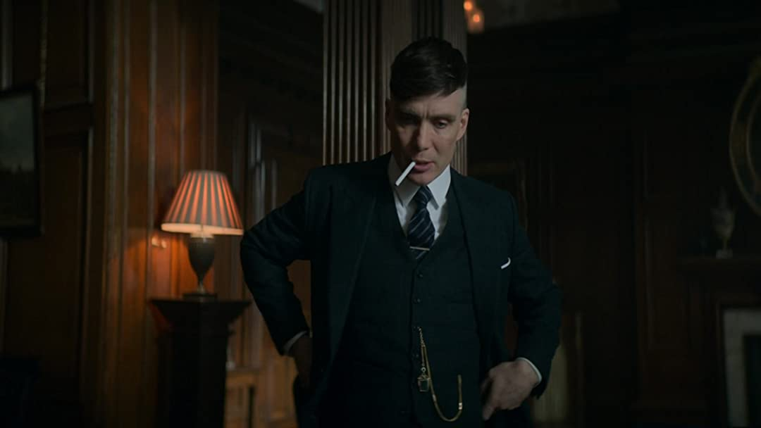 Peaky Blinders Season 6 Black Day - Champion TV Show