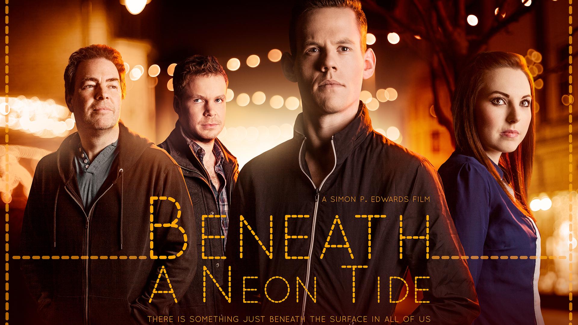 Beneath a Neon Tide