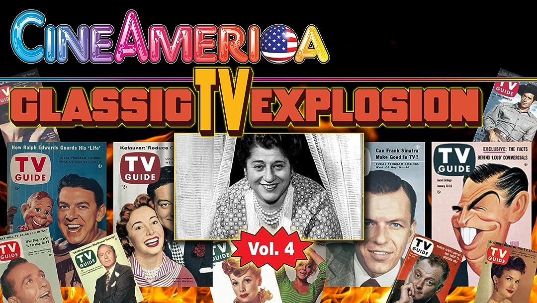 Classic TV Explosion Vol.4 on Amazon Prime Video UK