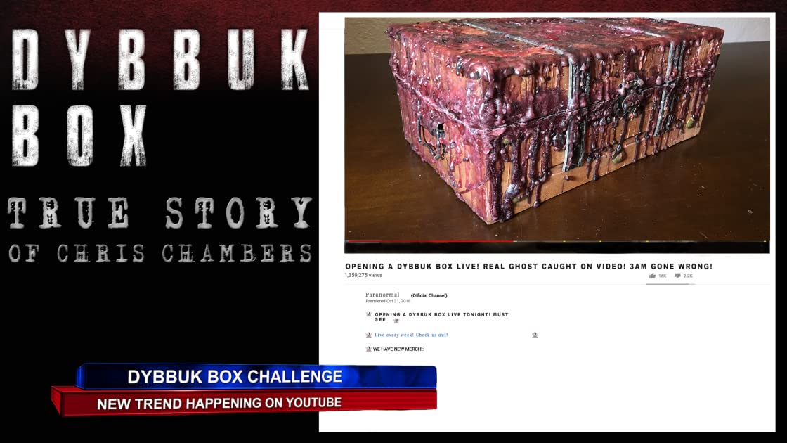 Dybbuk Box - True Story of Chris Chambers on Amazon Prime Instant Video UK