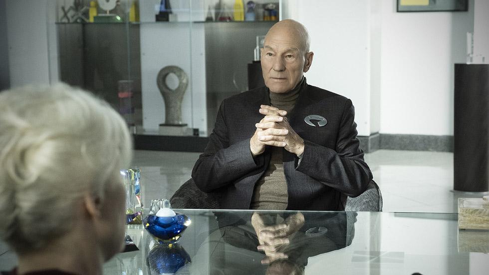 Star Trek: Picard on Amazon Prime Video UK
