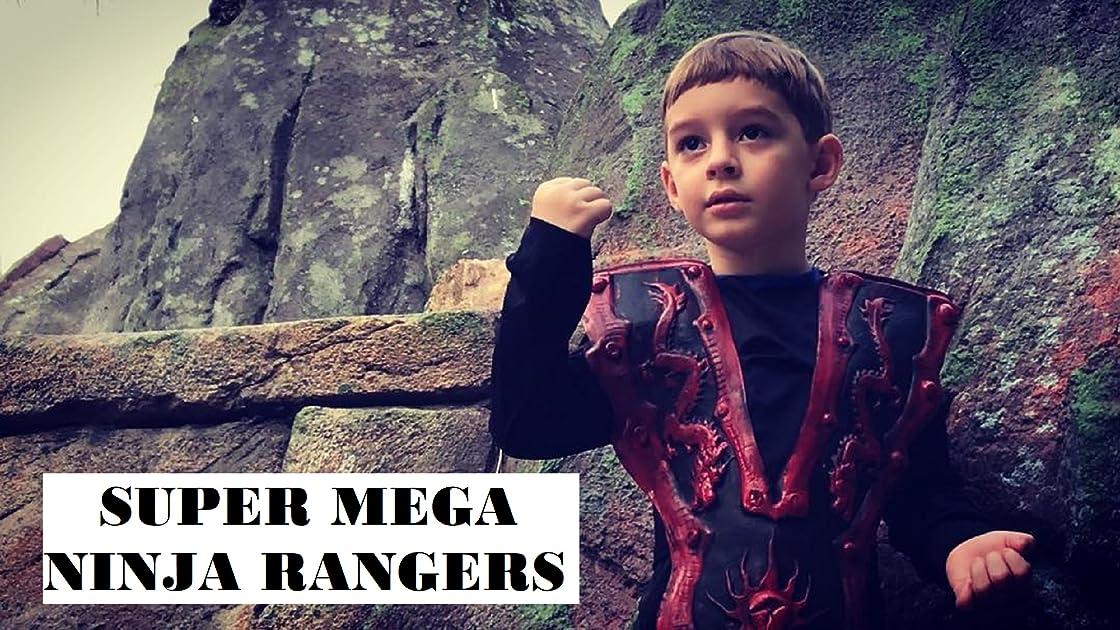 Clip: Super Mega Ninja Rangers - Season 2