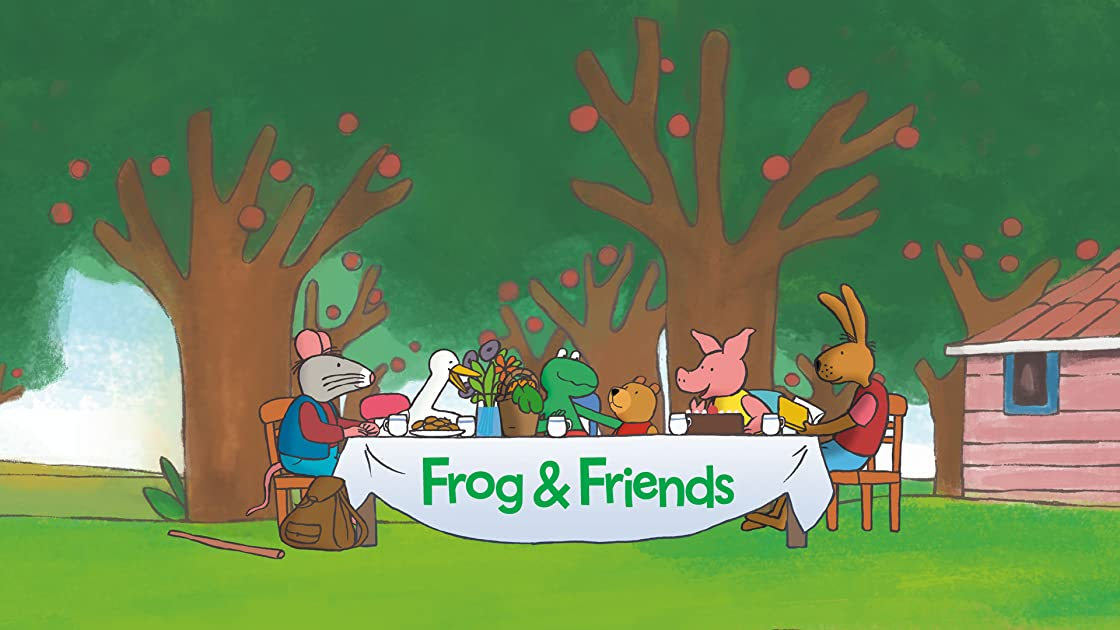 Frog & Friends - Season 1