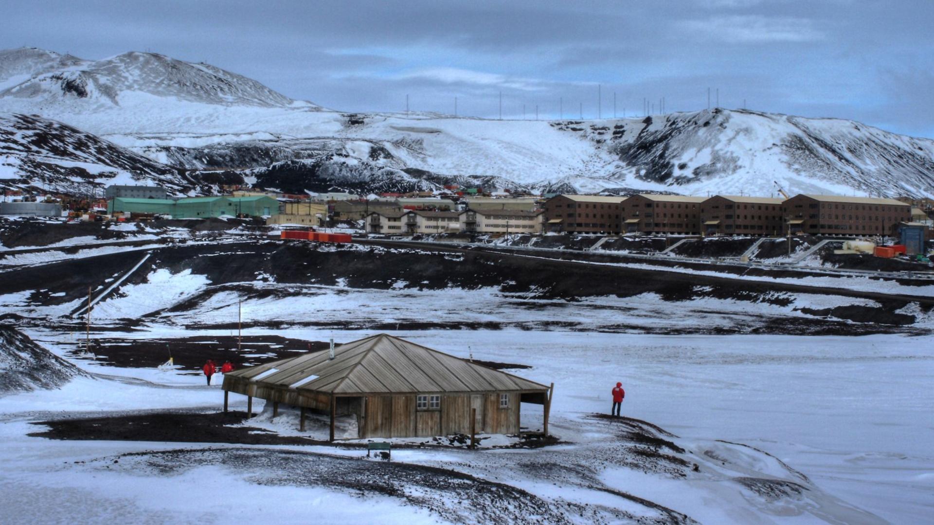 Antarctica: A Year on Ice on Amazon Prime Video UK
