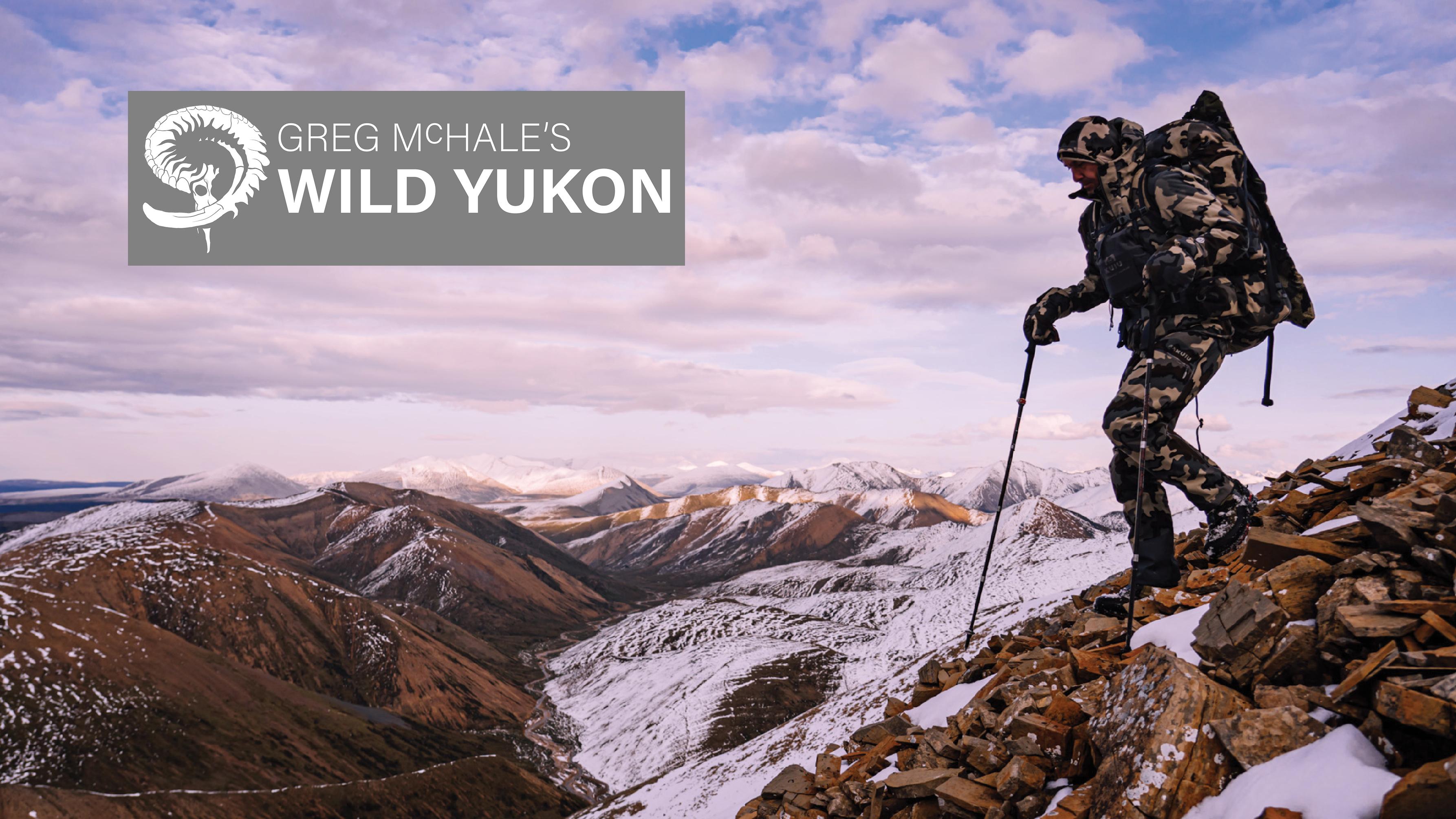Greg McHale's Wild Yukon on Amazon Prime Video UK