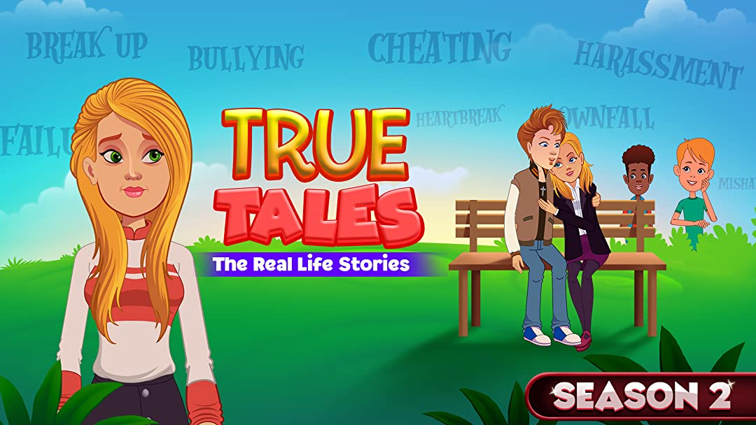 True Tales - The Real Life Stories on Amazon Prime Instant Video UK