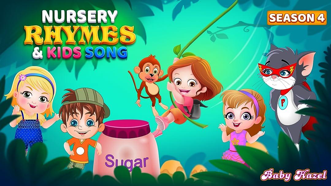 Baby Hazel Nursery Rhymes and Kids Songs - Season 4