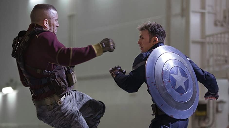 Image result for winter soldier captain america