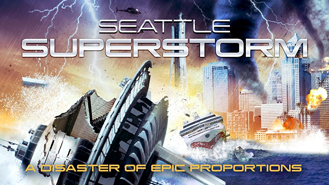 Seattle Superstorm on Amazon Prime Video UK