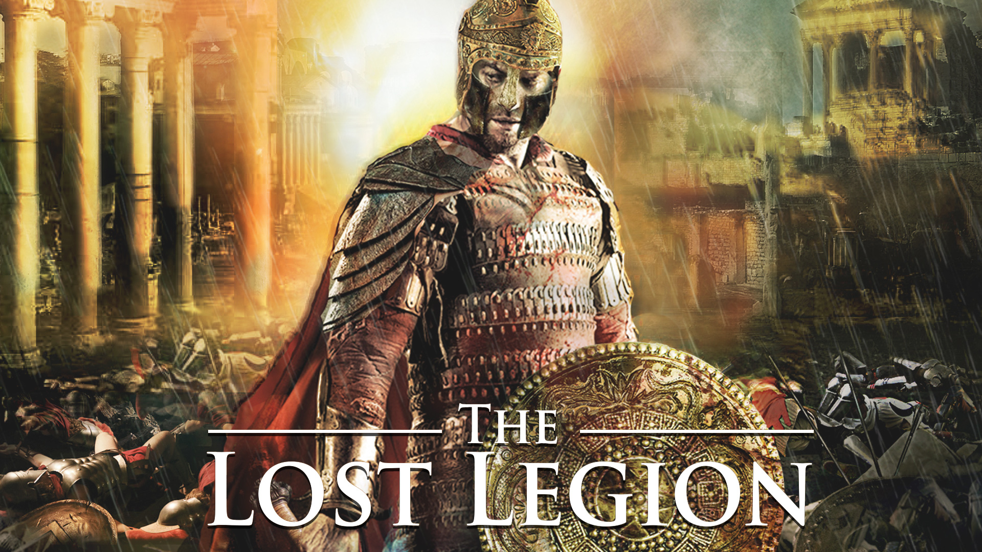 The Lost Legion on Amazon Prime Video UK