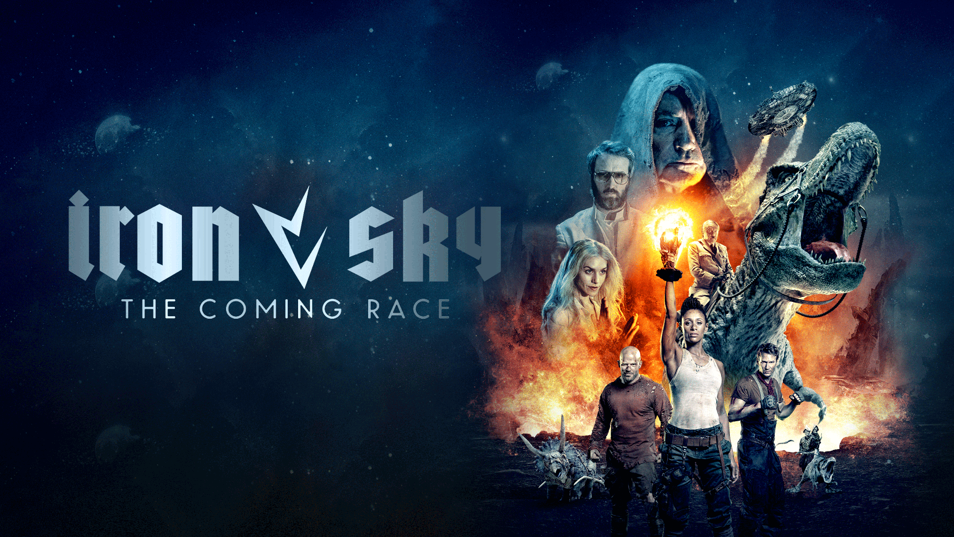 Iron Sky - The Coming Race on Amazon Prime Video UK