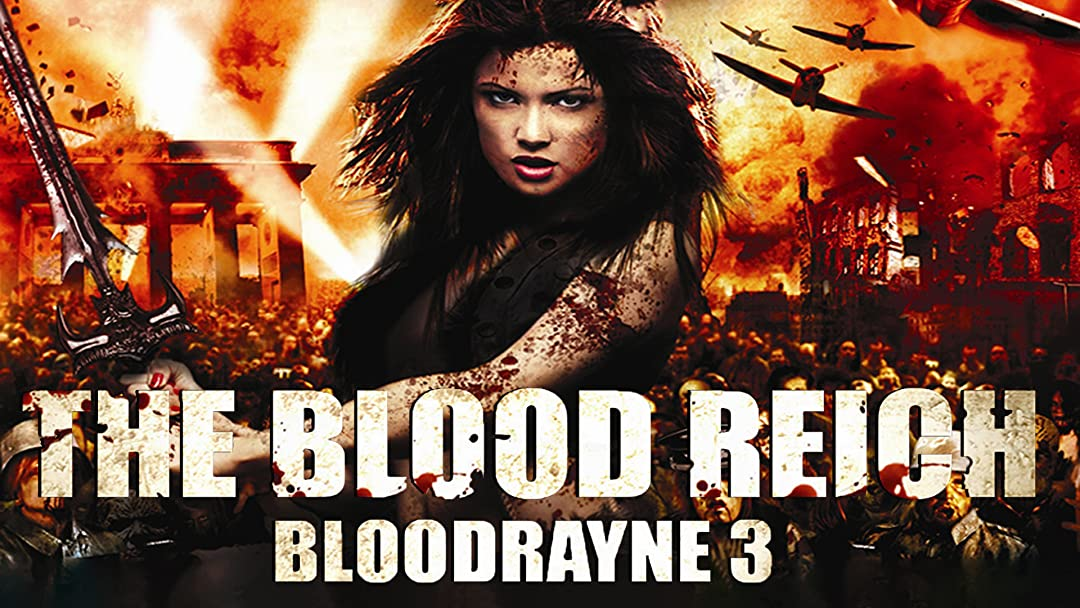 The Blood Reich - Bloodrayne 3