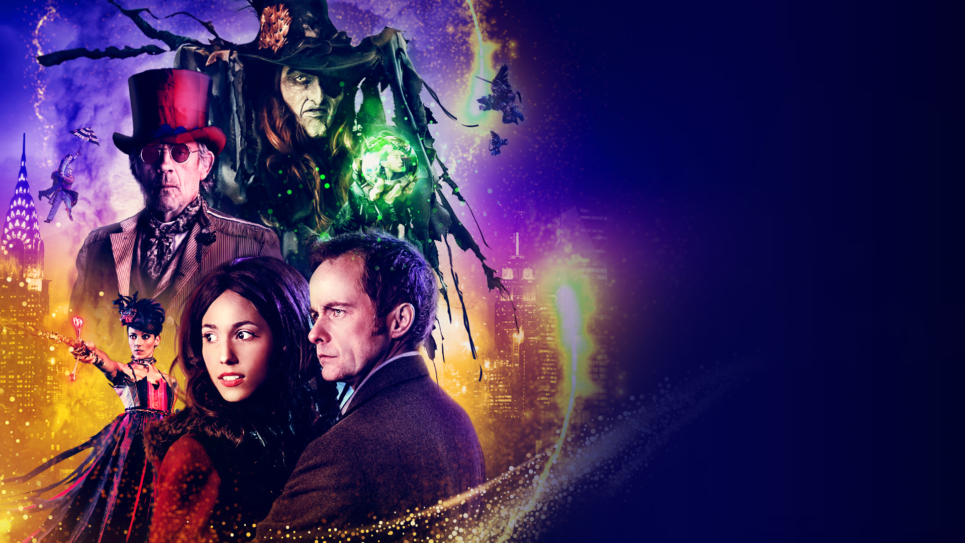 The Witches of Oz on Amazon Prime Video UK