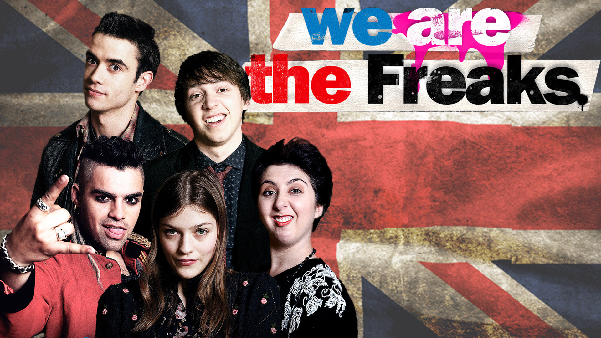We are the Freaks on Amazon Prime Video UK