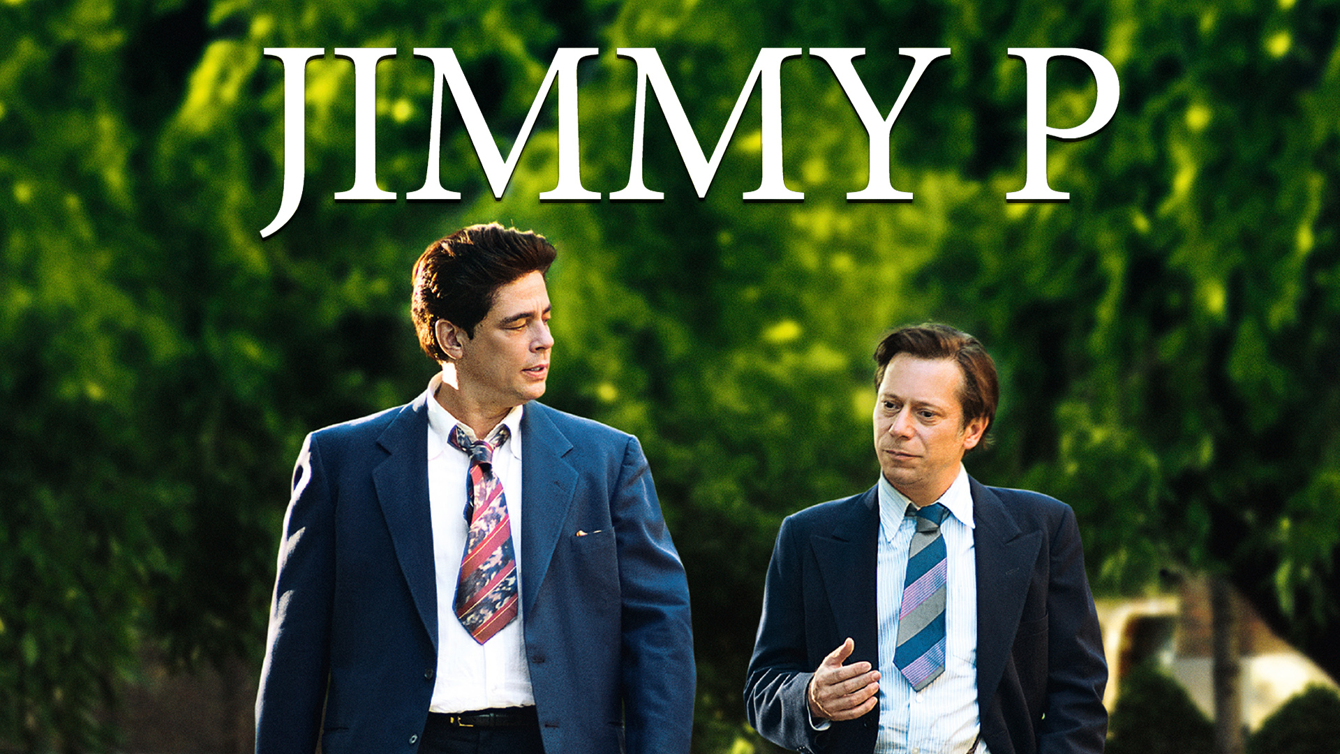 Jimmy P on Amazon Prime Video UK