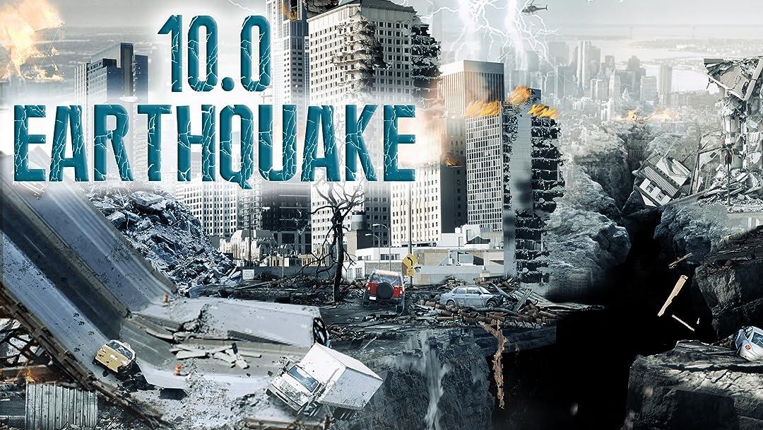 10.0 Earthquake on Amazon Prime Video UK
