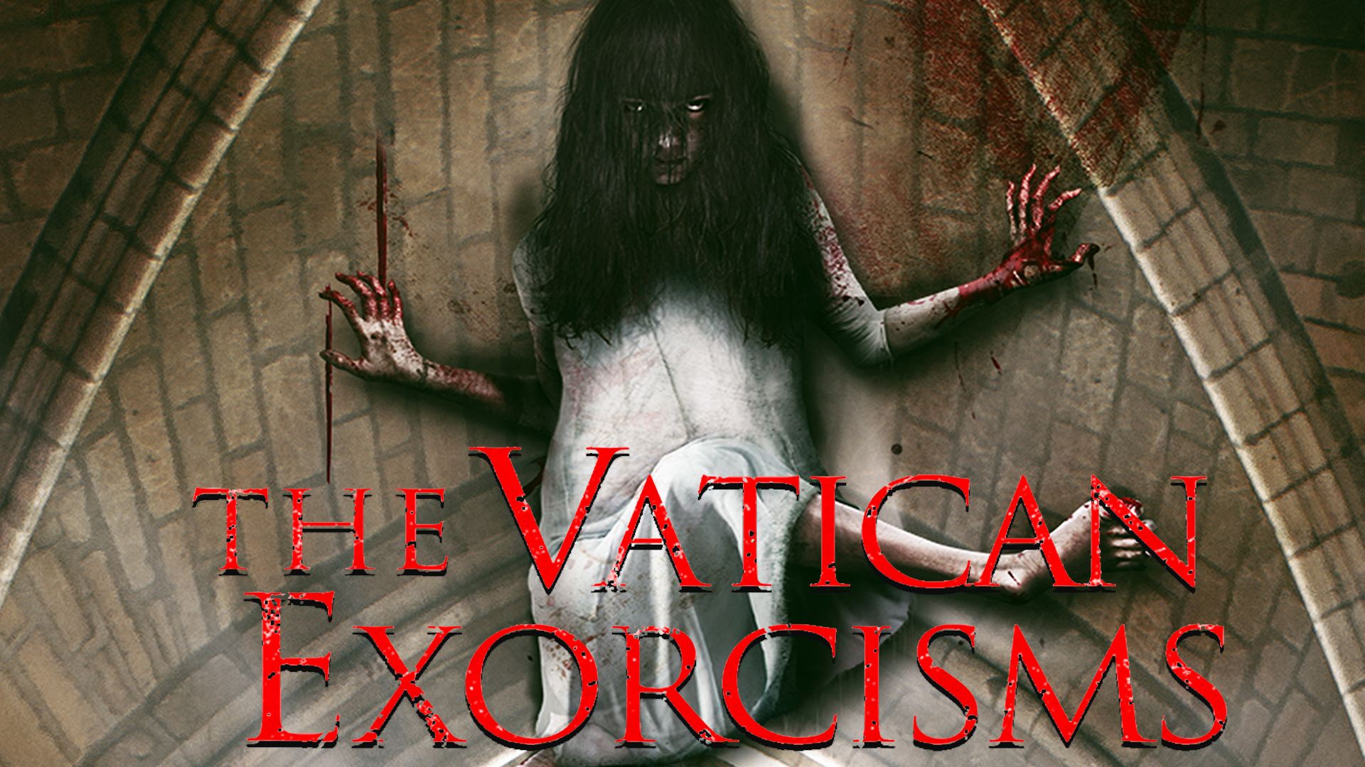 The Vatican Exorcisms on Amazon Prime Video UK