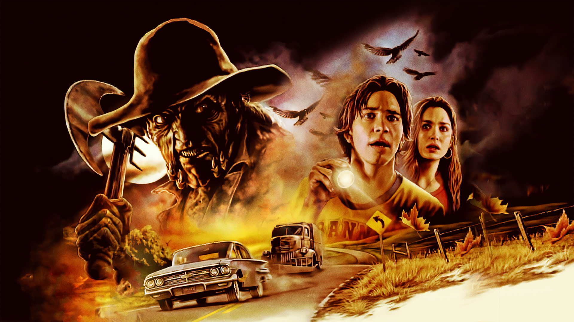 Jeepers Creepers on Amazon Prime Video UK