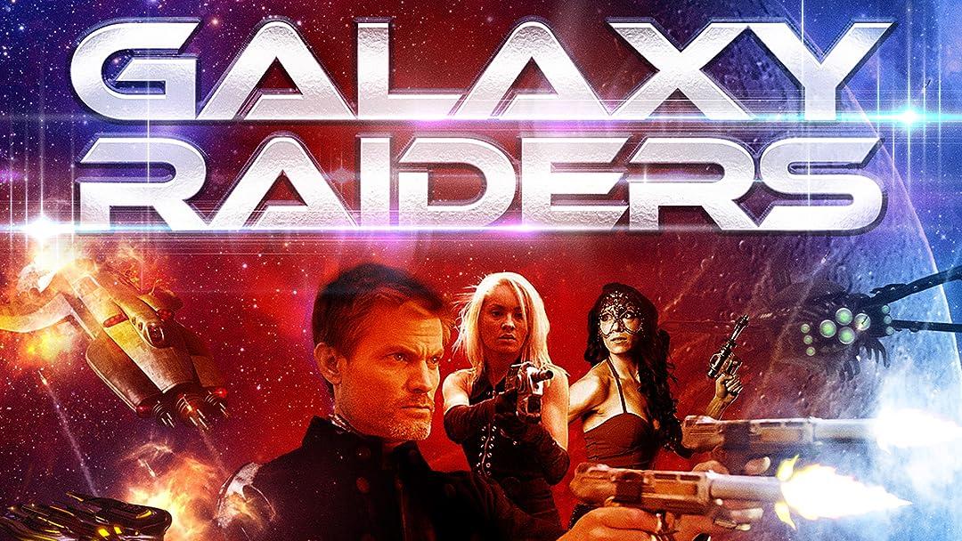 Galaxy Raiders